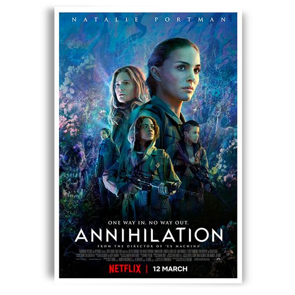 CINE-annihilation