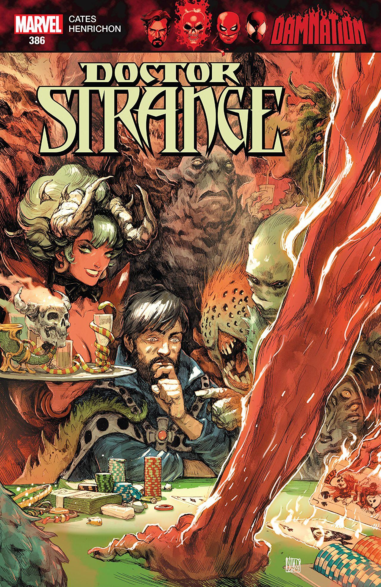 dr strange 386